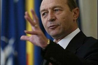 Traian Basescu a participat la Festivalul Sarmalelor
