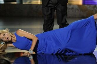 Heidi Klum a facut poc la Premiile Emmy!