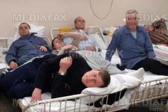 In sfarsit caldura, pentru bolnavii din spitalele din Satu Mare!