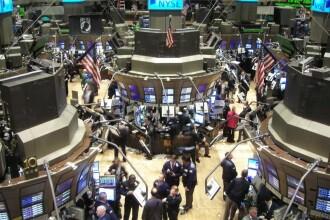 Cea mai neagra zi pentru Bursa de la New York!