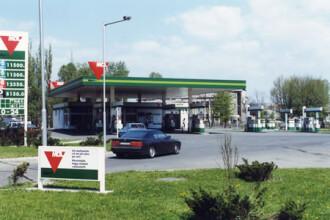 Autorul crimei de la benzinaria din Bucuresti este inca in libertate