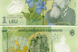 Leul isi intareste muschii. Un euro este 3.62 lei
