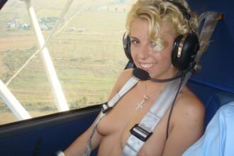 Alina Plugaru si-a pierdut virginitatea pe platourile de filmare!