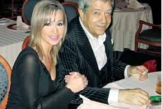 Simona si Ion Dichiseanu au plecat cu avionul la nunta fetei