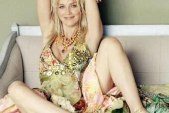 Sharon Stone a vrut sa isi injecteze copilul cu botox!