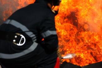 Incendiu la o scoala din Vaslui: 70 de elevi au intrat in vacanta fortat