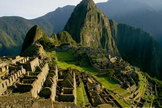Incendiu la templele de la Machu Picchu! 600 de pompieri lupta cu focul