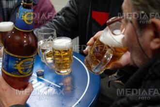 L-a injunghiat pentru ca nu s-au hotarat cine sa bea ultima bere!