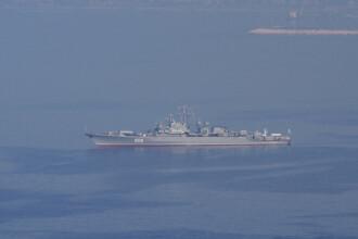Nava cu tancuri ruse la bord, capturata de pirati