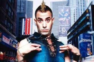Borat, alias Bruno, a dat peste cap prezentarile de moda de la Milano