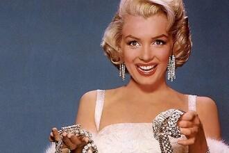 Inregistrarea video cu Marilyn Monroe a fost vanduta!