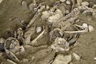 Arheologii sustin ca helvetii ar fi putut fi canibali