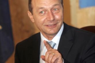 Basescu: Marirea salariilor si in sanatate, dar sa fie si performanta