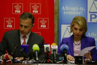Mircea Geoana este candidatul PSD-PC pentru functia de premier