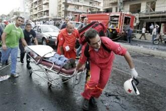 Damasc: 17 morti si 14 raniti, in urma unui atentat