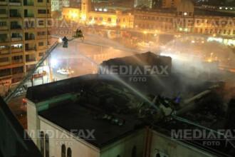 Egipt: incendiu in Teatrul National din Cairo