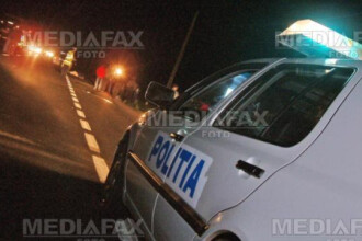 Barbat spulberat de o masina pe o strada din Targoviste