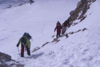 Cinci turisti din Mures au fost salvati de jandarmii montani si salvamontistii din Alba