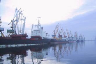 12 nave militare romanesti, un distrugator american si un dragor maritim din Bulgaria, in Portul Constanta. Ce se intampla