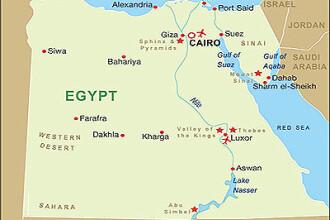 Armata sudaneza a atacat rapitorii turistilor din Egipt!