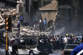 26 de morti si 70 de raniti, in urma unui atentat in Irak!