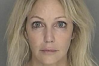 Heather Locklear acuzata pentru condus sub influenta drogurilor