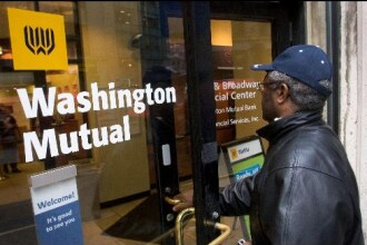 Washington Mutual a fost cumparata in extremis de JP Morgan