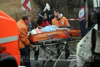 Mures: accident provocat de un sofer beat