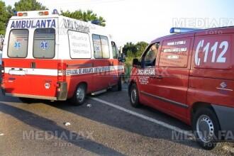 Accident grav in Constanta, provocat de un instructor auto