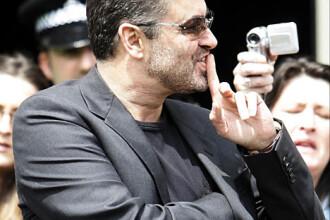 George Michael a fost arestat!