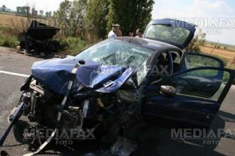 Grav accident de circulatie pe soseaua care leaga Deva de Hunedoara
