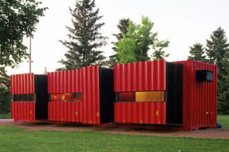 Start pentru containerele de locuit. Cand vor fi construite locuinte modulare in Timisoara