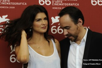 Monica Barladeanu a luat o pauza de relatie ca sa filmeze