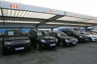 Leasingul auto a scazut cu 75%, in sase luni