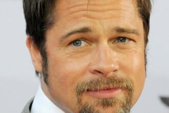 Brad Pitt ar putea veni in Romania, ca sa-l joace pe Dracula!