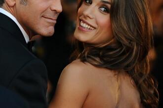 Ce-ai zice de un sarut sub vasc cu George Clooney/ Jennifer Aniston?