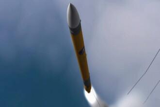 Iranul a testat o racheta care poate lovi si la 2.000 de kilometri!