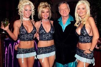 "Hugh Hefner: ""Sexul era sa ma omoare""!"