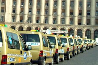 30% dintre firmele de taximetrie din Romania sunt in insolventa
