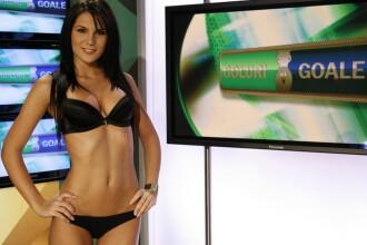 Sport.ro cauta 7 prezentatoare pentru emisiunea