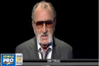 Este greu sa guvernezi in coalitii, spune Ion Tiriac