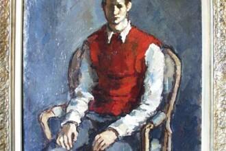 250 de opere ale lui pictorului Horia Damian, expuse la Palatul Mogosoaia