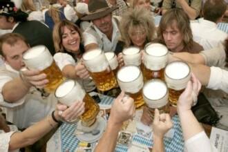 50.000 de petrecareti, la festivalul Oktoberfest de la Brasov