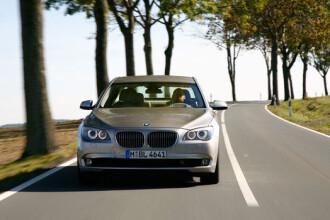 N-a platit ratele la BMW-ul Seria 7 luat in leasing si a sarit la bataie!