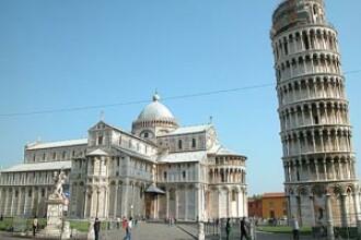 Turnul din Pisa isi reduce treptat gradul de inclinare. Lucrarile de restaurare avanseaza