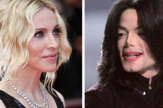 Madonna a fost indragostita de Michael Jackson!