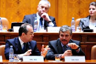 PDL il vrea pe Blaga la Interne, PSD pe Nica! Basescu nu a semnat revocarea