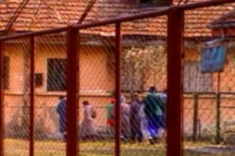Imagini sinistre! Un barbat bolnav de schizofrenie gasit devorat de animale