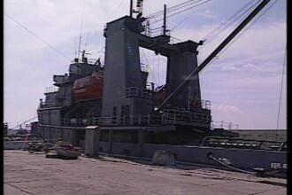 Nava turceasca, scufundata in Marea Neagra! 17 marinari, salvati