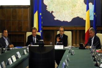 Boc: Forma finala a Legii salarizarii, dupa discutii cu patronatele